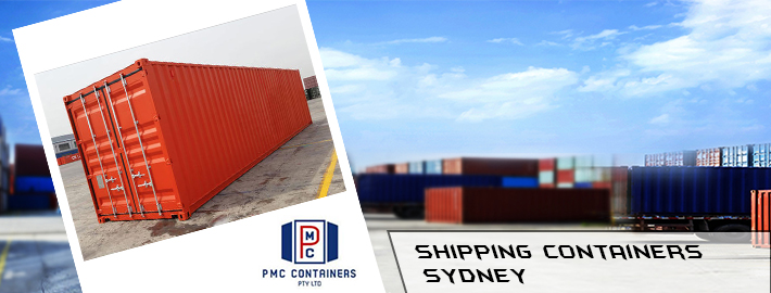 shipping containers Sydney
