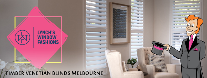 Timber Venetian Blinds Melbourne