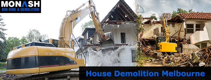 demolition services melbourne