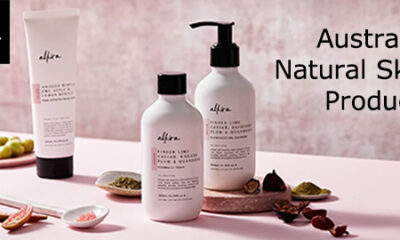 Australian Natural Skincare Products1